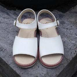 Sandalia abierta