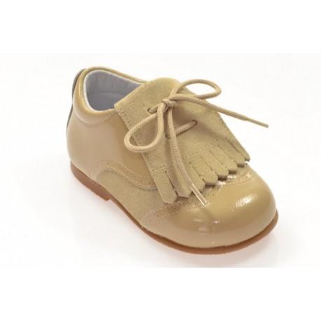 Zapato flecos para niños Chuches